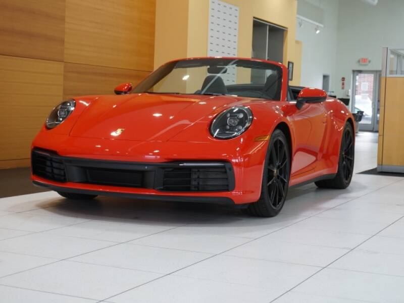 2020 Porsche 911 for sale at PORSCHE OF NORTH OLMSTED in North Olmsted OH
