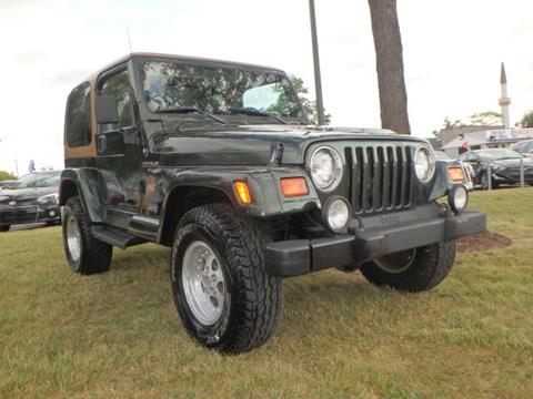 1998 Jeep Wrangler for sale in Lombard, IL
