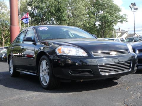 2012 Chevrolet Impala for sale in Lombard, IL