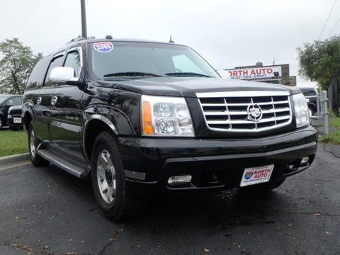 2005 Cadillac Escalade ESV for sale in Lombard, IL