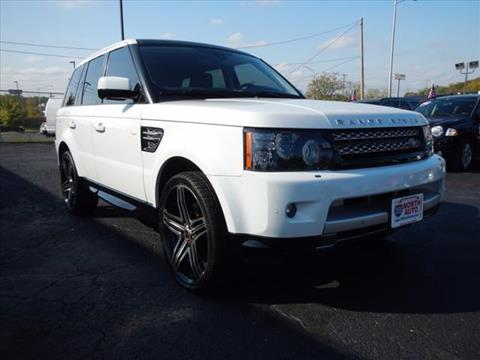 2013 Land Rover Range Rover Sport for sale in Lombard, IL