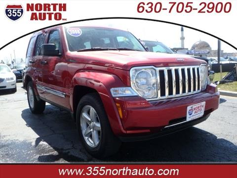 2008 Jeep Liberty for sale in Lombard, IL