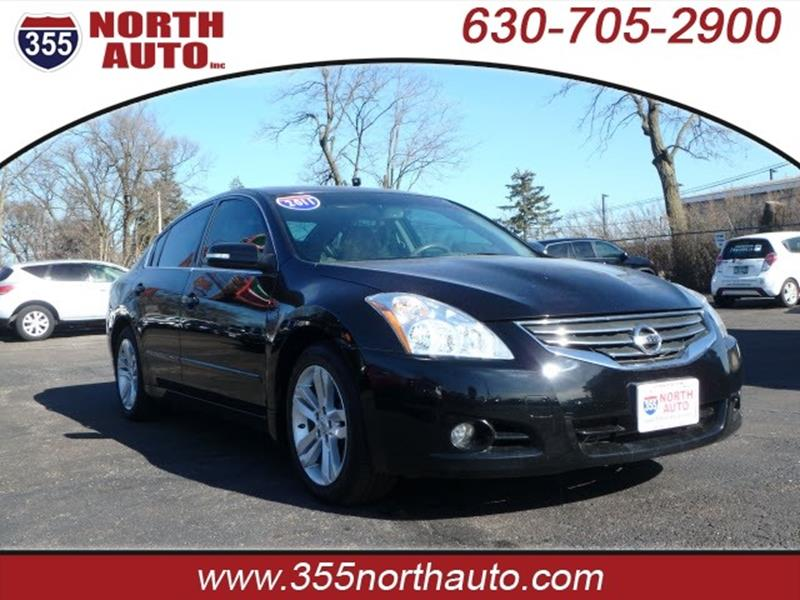 2011 Nissan Altima 3.5 SR In Lombard IL - 355 North Auto