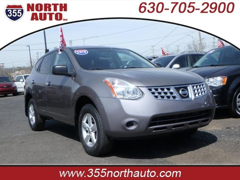 2010 Nissan Rogue S In Lombard IL - 355 North Auto