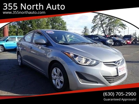 2016 Hyundai Elantra for sale in Lombard, IL