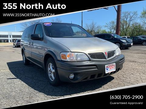 2001 Pontiac Montana for sale in Lombard, IL
