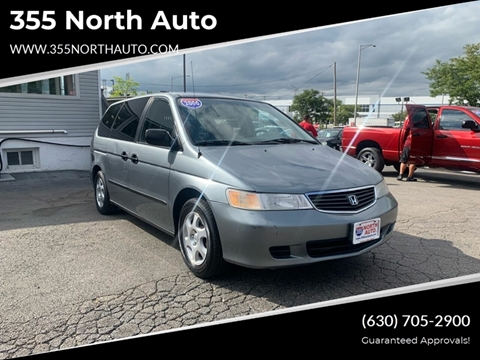 2000 Honda Odyssey for sale in Lombard, IL