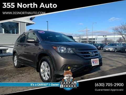 2013 Honda CR-V for sale at 355 North Auto in Lombard IL