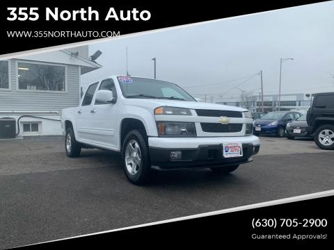 2012 Chevrolet Colorado for sale at 355 North Auto in Lombard IL