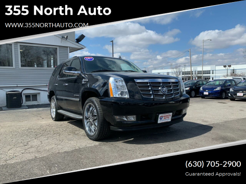 2011 Cadillac Escalade for sale at 355 North Auto in Lombard IL