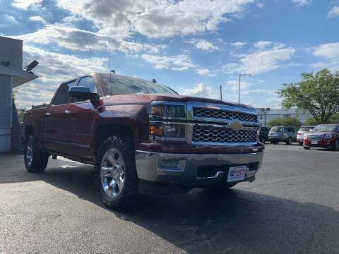 2014 Chevrolet Silverado 1500 for sale at 355 North Auto in Lombard IL