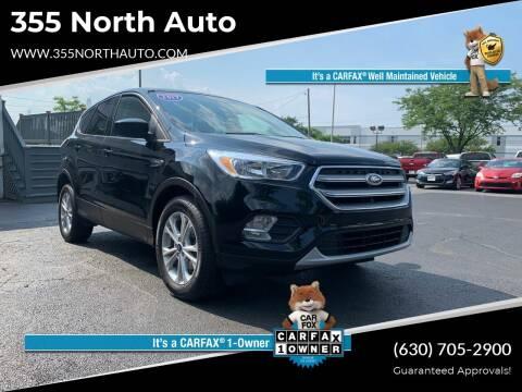 2017 Ford Escape for sale at 355 North Auto in Lombard IL