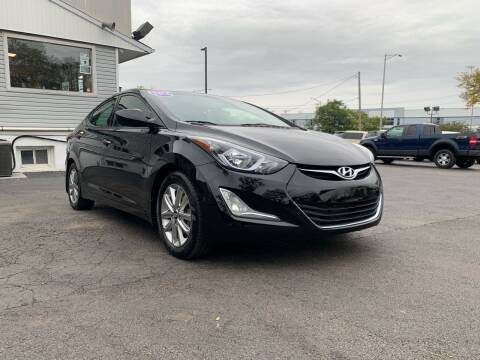 2016 Hyundai Elantra for sale at 355 North Auto in Lombard IL