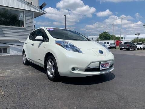 2012 Nissan LEAF for sale at 355 North Auto in Lombard IL