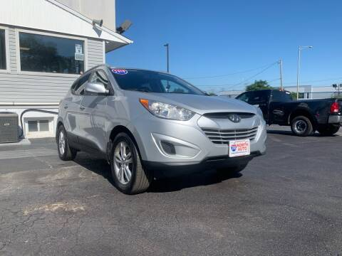 2010 Hyundai Tucson for sale at 355 North Auto in Lombard IL