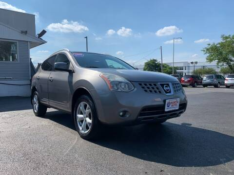 2008 Nissan Rogue for sale at 355 North Auto in Lombard IL