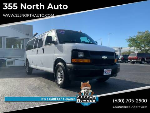 2017 Chevrolet Express Passenger for sale at 355 North Auto in Lombard IL