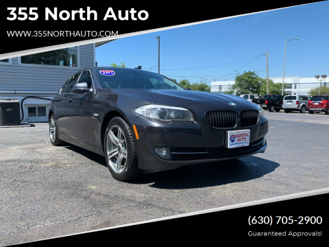 2011 BMW 5 Series for sale at 355 North Auto in Lombard IL