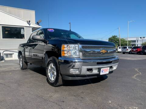 2013 Chevrolet Silverado 1500 for sale at 355 North Auto in Lombard IL