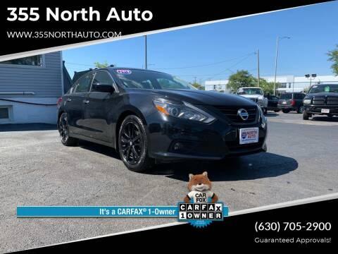 2018 Nissan Altima for sale at 355 North Auto in Lombard IL