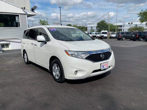 2015 Nissan Quest for sale at 355 North Auto in Lombard IL