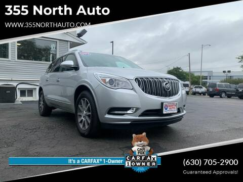 2014 Buick Enclave for sale at 355 North Auto in Lombard IL