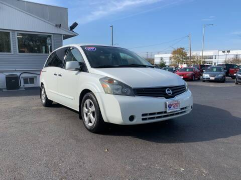 2007 Nissan Quest for sale at 355 North Auto in Lombard IL