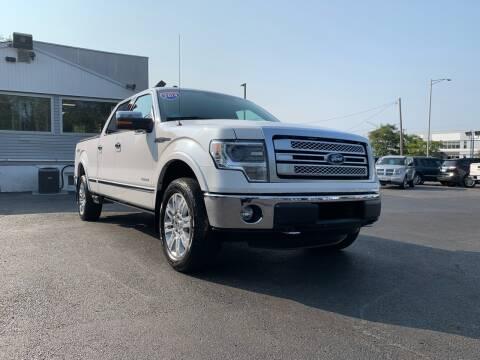 2014 Ford F-150 for sale at 355 North Auto in Lombard IL