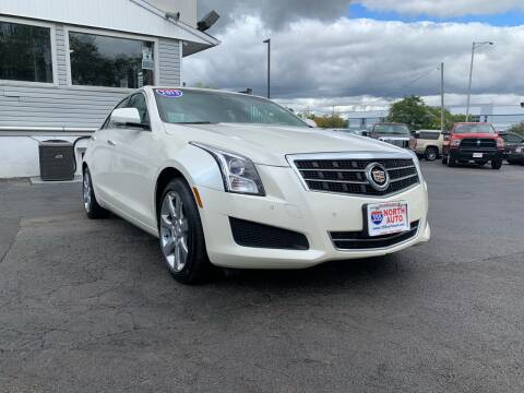 2013 Cadillac ATS for sale at 355 North Auto in Lombard IL
