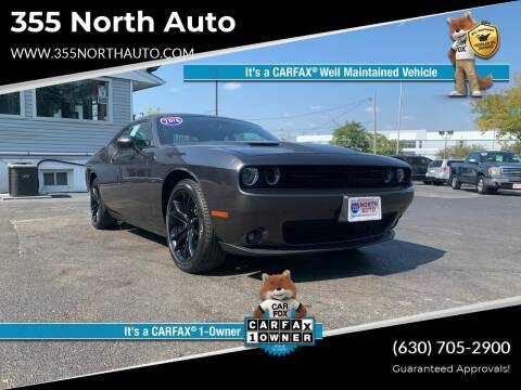 2016 Dodge Challenger for sale at 355 North Auto in Lombard IL