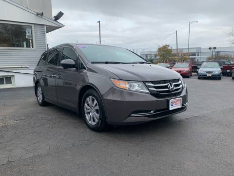2016 Honda Odyssey for sale at 355 North Auto in Lombard IL