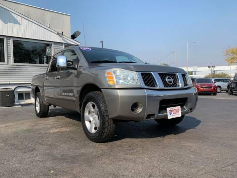 2006 Nissan Titan for sale at 355 North Auto in Lombard IL