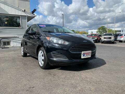 2016 Ford Fiesta for sale at 355 North Auto in Lombard IL
