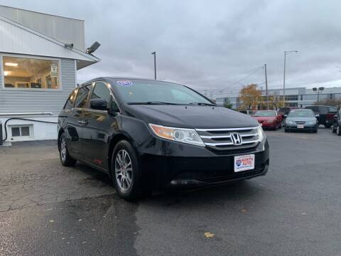 2011 Honda Odyssey for sale at 355 North Auto in Lombard IL