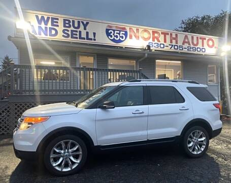 2014 Ford Explorer for sale at 355 North Auto in Lombard IL