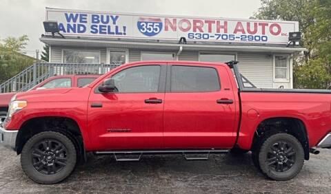 2017 Toyota Tundra for sale at 355 North Auto in Lombard IL