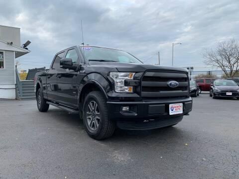 2015 Ford F-150 for sale at 355 North Auto in Lombard IL
