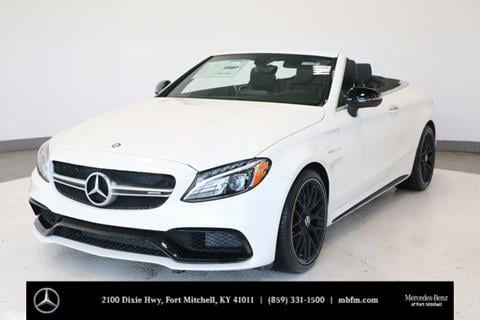 2017 Mercedes-Benz C-Class for sale in Fort Mitchell, KY