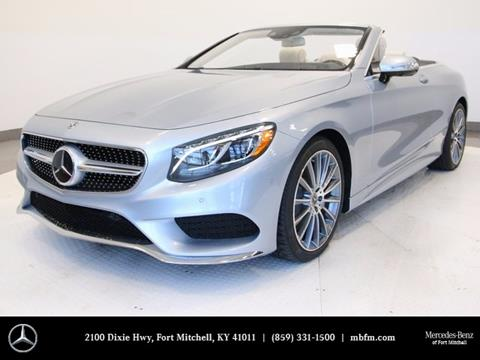 2017 Mercedes-Benz S-Class for sale in Fort Mitchell, KY