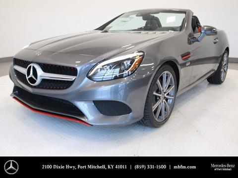 2018 Mercedes-Benz SLC for sale in Fort Mitchell, KY