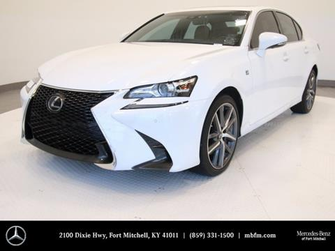 2016 Lexus GS 350 for sale in Fort Mitchell, KY