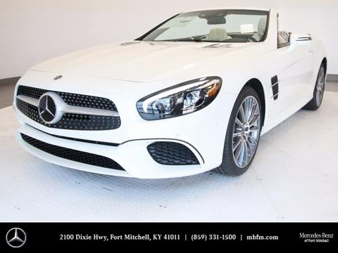 2018 Mercedes-Benz SL-Class for sale in Fort Mitchell, KY