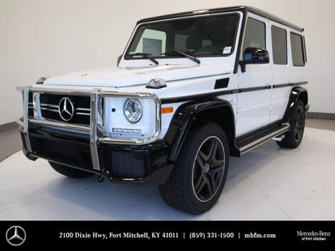 2017 Mercedes-Benz G-Class for sale in Fort Mitchell, KY