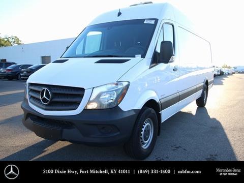 2016 Mercedes-Benz Sprinter Cargo for sale in Fort Mitchell, KY