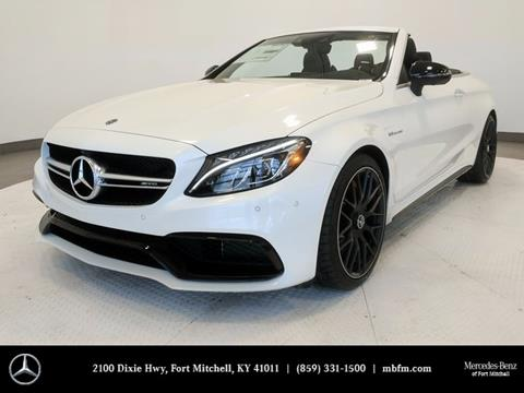 2018 Mercedes-Benz C-Class for sale in Fort Mitchell, KY
