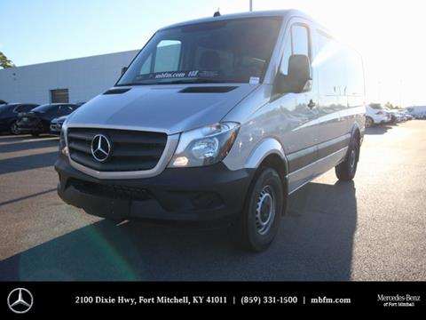 2016 Mercedes-Benz Sprinter for sale in Fort Mitchell, KY