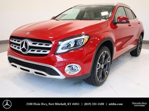 2018 Mercedes-Benz GLA for sale in Fort Mitchell, KY