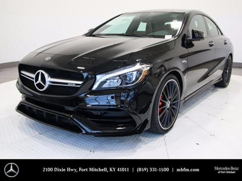 2018 Mercedes-Benz CLA for sale in Fort Mitchell, KY