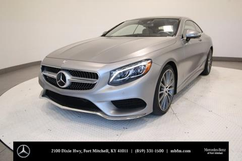 2015 Mercedes-Benz S-Class for sale in Fort Mitchell, KY
