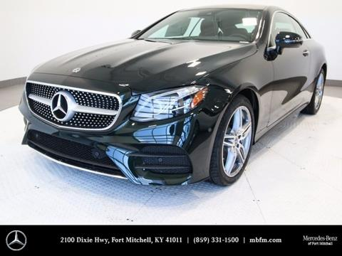 2018 Mercedes-Benz E-Class for sale in Fort Mitchell, KY